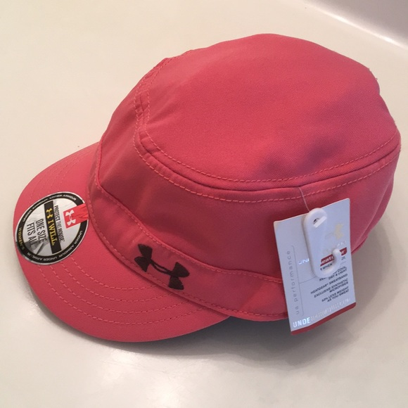 Under Armour UA solid versa military cap Hat NWT